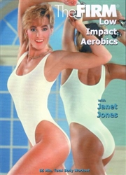 The Firm Low Impact Aerobics DVD