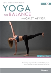Yoga For Balance with Caley Alyssa