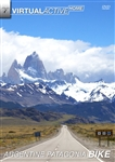 Virtual Active Argentine Patagonia Bike DVD