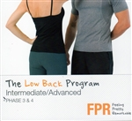 Feeling Pretty Remarkable The Low Back Program Phases 3 & 4