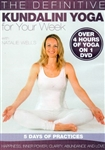 Kundalini Yoga for Your Week - 5 Workouts