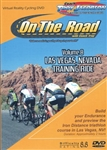 Spinervals Virtual Reality Series On the Road Las Vegas Nevada Training Ride