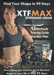 XTFMax 12 Workouts on 4 DVDs - Stephanie Oram