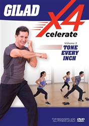Gilad's Xcelerate-4 Volume 2: Tone Every Inch
