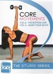 Core Movements 3 & 4 Tracie Long Fitness - The Studio Series