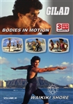 Gilad Bodies In Motion Volume 11 Waikiki Shore DVD