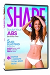 Shape Magazine Shape Your Abs Cardio And Toning DVD