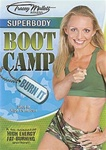 Tracey Mallett Fitness Superbody Boot Camp Burn It DVD
