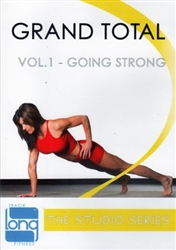 Grand Total Body Volume 1 Tracie Long Fitness - The Studio Series