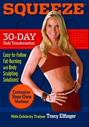 Squeeze Complete Workout Tracy Effinger DVD