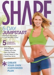 Shape 5 Day Jumpstart DVD