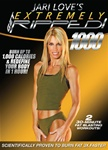 Jari Love Get Extremely Ripped 1000 Exercise DVD