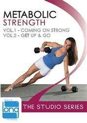 Metabolic Strength Tracie Long Fitness - The Studio Series