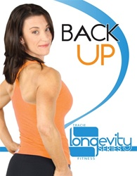 Tracie Long Longevity Series Back Up DVD