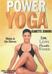 Jeanette Jenkins Power Yoga DVD