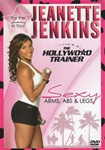 Sexy Arms, Abs And Legs The Hollywood Trainer DVD With Jeanette Jenkins