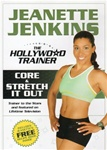 Core And Stretch It Out The Hollywood Trainer DVD With Jeanette Jenkins