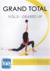 Grand Total Body Volume 3 Tracie Long Fitness - The Studio Series