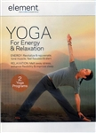 Element Yoga for Energy & Relaxation DVD