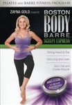 Boston Body Barre Sculpt Express - Zayna Gold