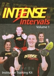 Intense Intervals Volume 1 Instructor Training Kit