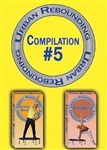 Urban Rebounding System Compilation #5 DVD - 2 Workouts