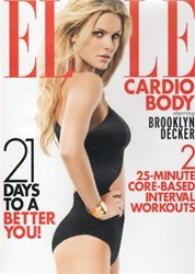 Elle Cardio Body starring Brooklyn Decker DVD