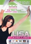 The Iso Towel Weight Loss Workout - Lisa Avellino