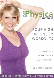 Body Physica Intense DVD - Lisa Johnson