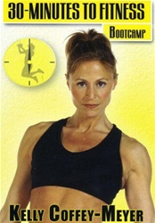 Kelly Coffey-Meyer 30 Minutes To Fitness Bootcamp DVD