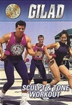 Gilad Bodies In Motion Sculpt And Tone Workout DVD