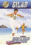 Gilad Step And Tone Workout DVD