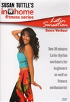 Susan Tuttle Latin Sensation Dance Workout DVD
