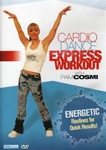 Cardio Dance Express Workout with Pam Cosmi DVD