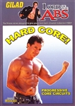 Gilad Lord of the Abs Hard Core DVD
