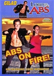 Gilad Lord of the Abs - Abs on Fire DVD