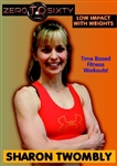 Zero to Sixty Low Impact with Weights Sharon Twombly DVD (Zero to 60)