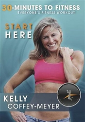 30 Minutes to Fitness Start Here DVD