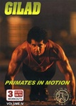 Gilad Bodies In Motion Volume 4 Primates In Motion DVD