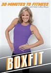 30 Minutes to Fitness Boxfit DVD - Kelly Coffey-Meyer