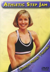 Athletic Step Jam Cia 2804 Sharon Money Twombly DVD