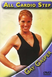 All Cardio Step Gay Gasper Cia 2801 DVD