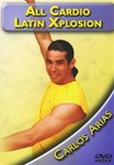 All Cardio Latin Xplosion Cia 2802 Carlos Arias DVD