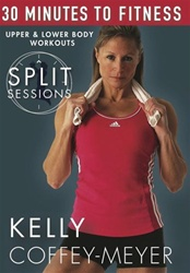 30 Minutes to Fitness Split Sessions DVD