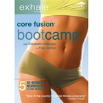 Exhale Core Fusion Bootcamp DVD