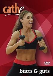 Cathe Friedrich Butts And Guts DVD