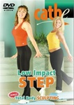 Cathe Friedrich Low Impact Step And Total Body Sculpting DVD