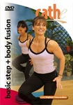 Cathe Friedrich Basic Step And Body Fusion DVD