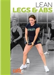 Cathe Lean Legs & Abs DVD