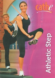 Cathe Friedrich Shock Cardio Athletic Step DVD